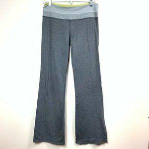 Lululemon yoga pants reversible gray womens size 6